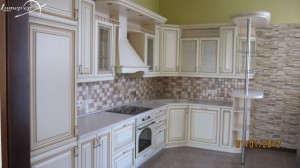 Заказать деревянную кухню в Киеве