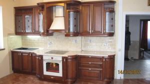 заказать деревянную кухню в Черкассах